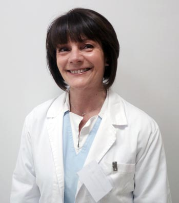 Dottoressa Carla Evangelista